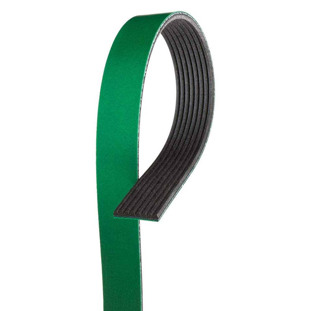 D/&D PowerDrive 181013C1 CASE IH Replacement Belt 2 Number of Band Rubber