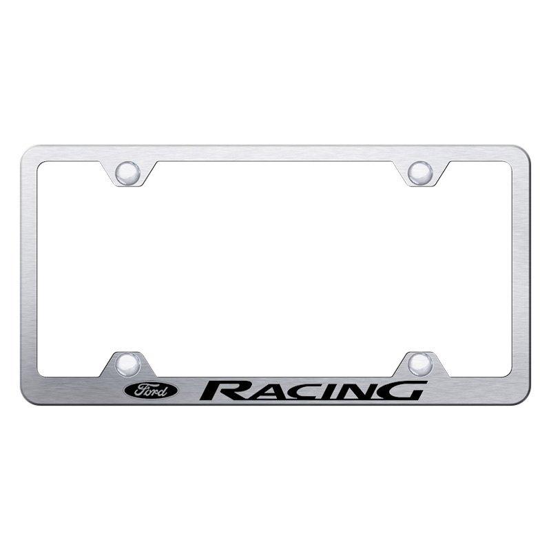 Autogold® - Wide Body License Plate Frame - TRUCKiD.com