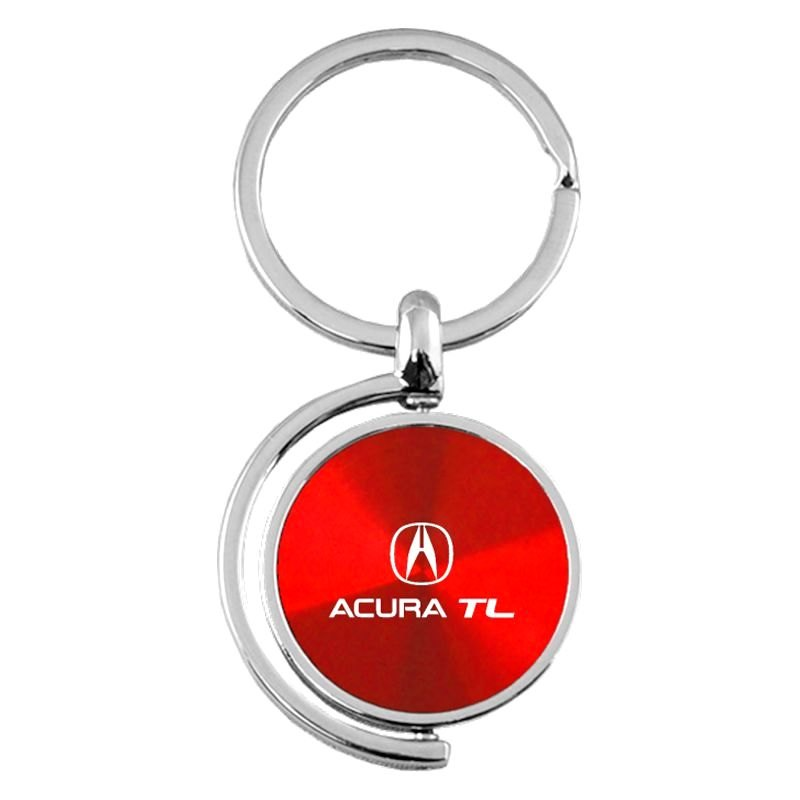 Acura TL Red Spinner Key Chain