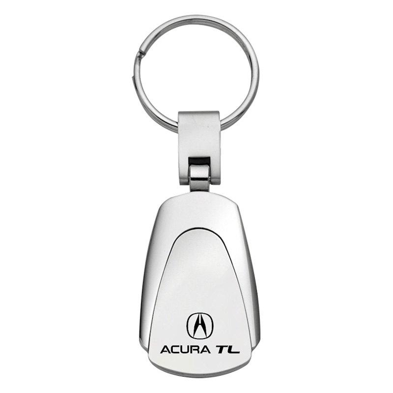 Acura Dealership Atlanta Area: TL Chrome Teardrop Key Chain