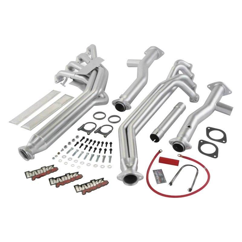 Banks® 49548 - TorqueTube™ Exhaust Header System