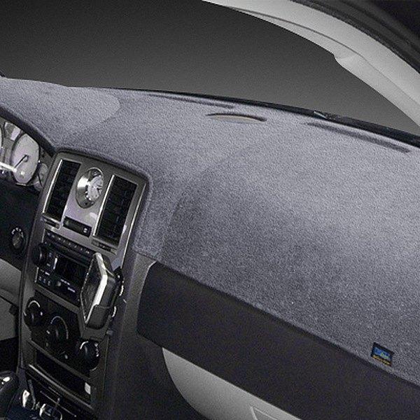 DashMat Original Dashboard Cover Cadillac SRX Premium Carpet, Black