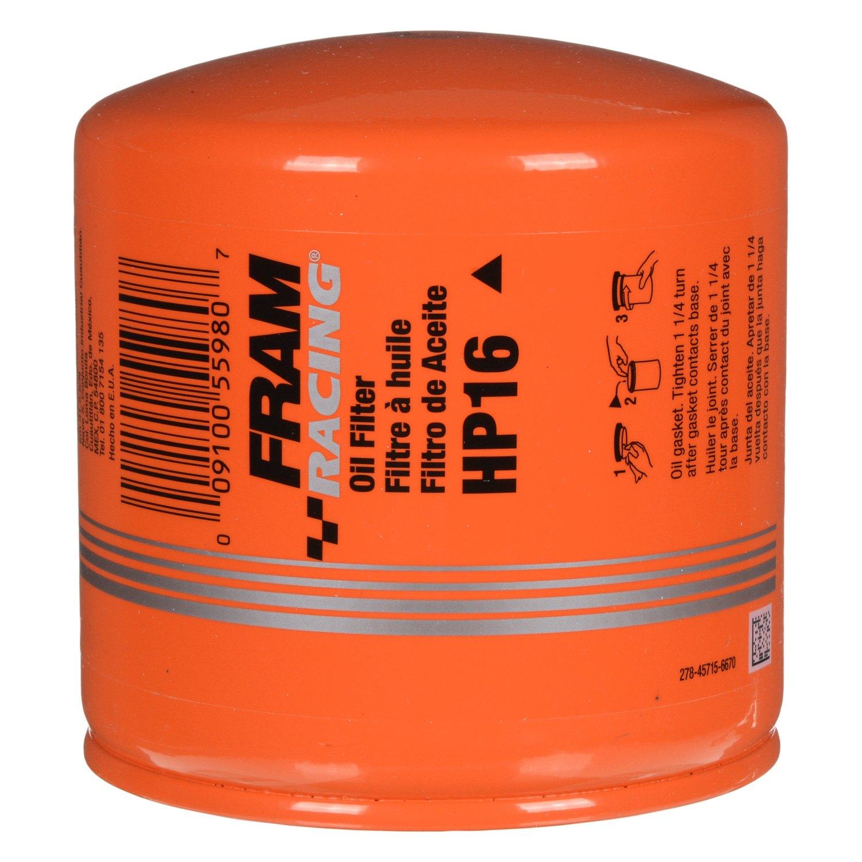 Fram Hp High Performance Oil Filter