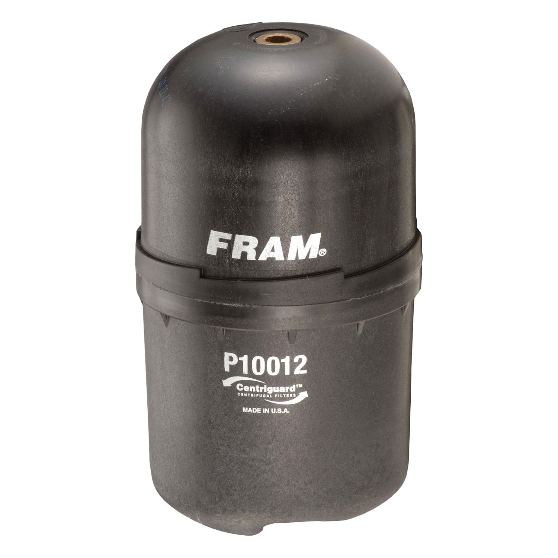 Fram P10012 Heavy Duty Oil Filter Performance Fuel