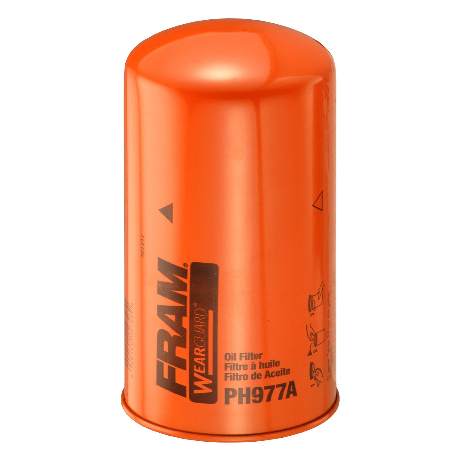 Fram Ph977afp Heavy Duty Oil Filter Performance Fuel