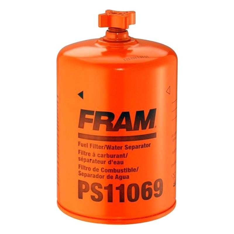 fram� fuel filter water separator GMC Fuel Filter Change