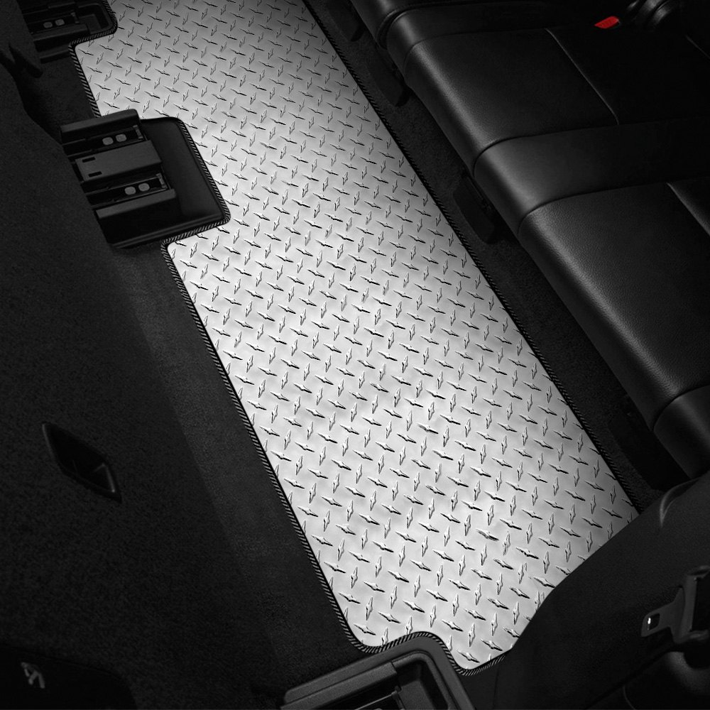 Intro Tech Automotive 174 Diamond Plate Floor Mats