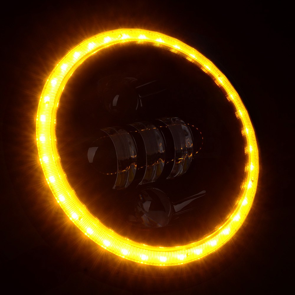 If You Do Not Have Power On The Orange Wire On Low Beam Or The Brown