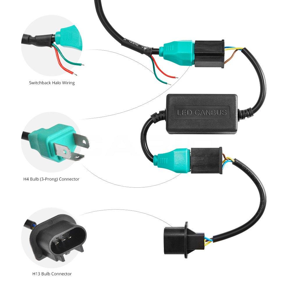 Halo Lamp Wiring Diagram | Wiring Diagram Halo Head Light Wiring Diagram on