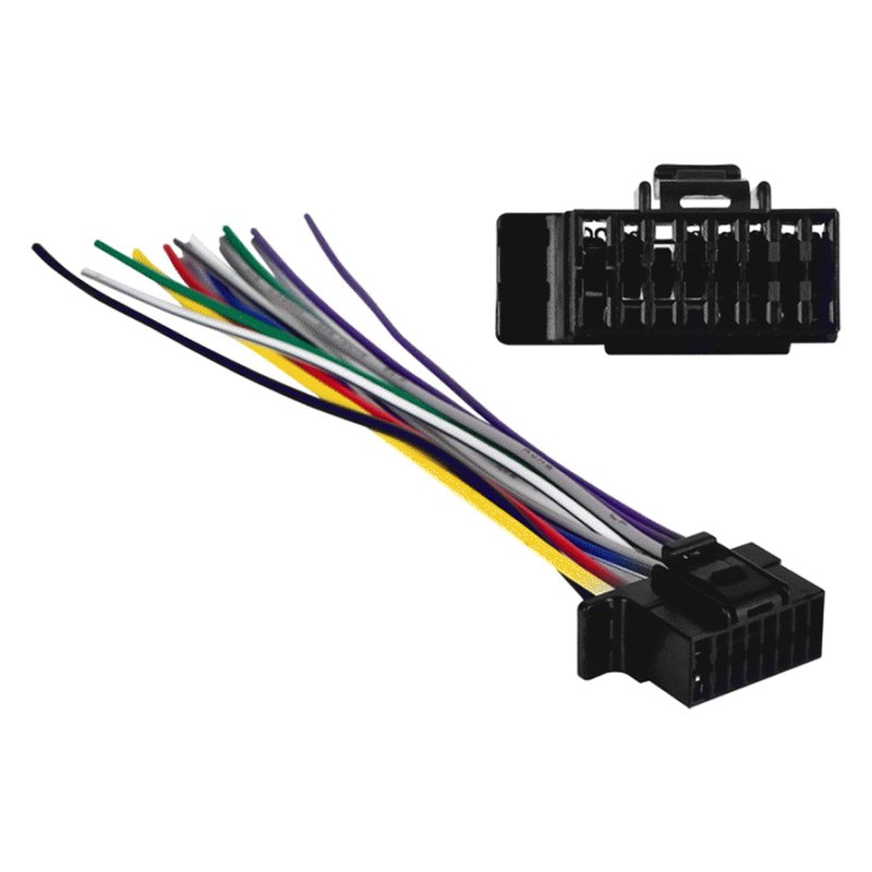 metra sy2x8 0001 16 pin wiring harness with aftermarket. Black Bedroom Furniture Sets. Home Design Ideas