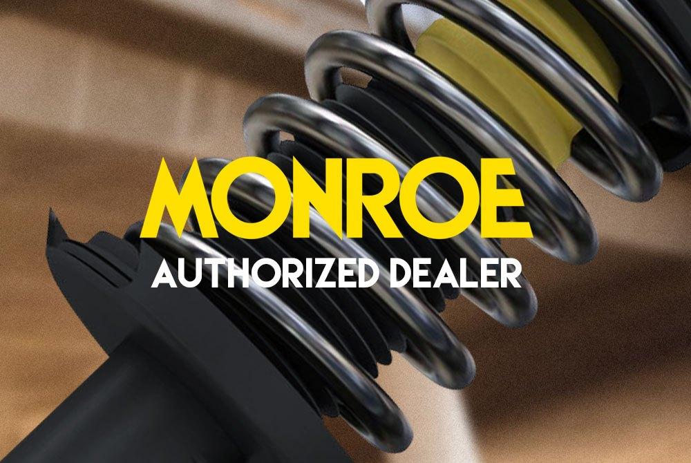 Monroe® 65490 - Gas-Magnum™ 65 Rear Driver or Passenger Side Shock Absorber