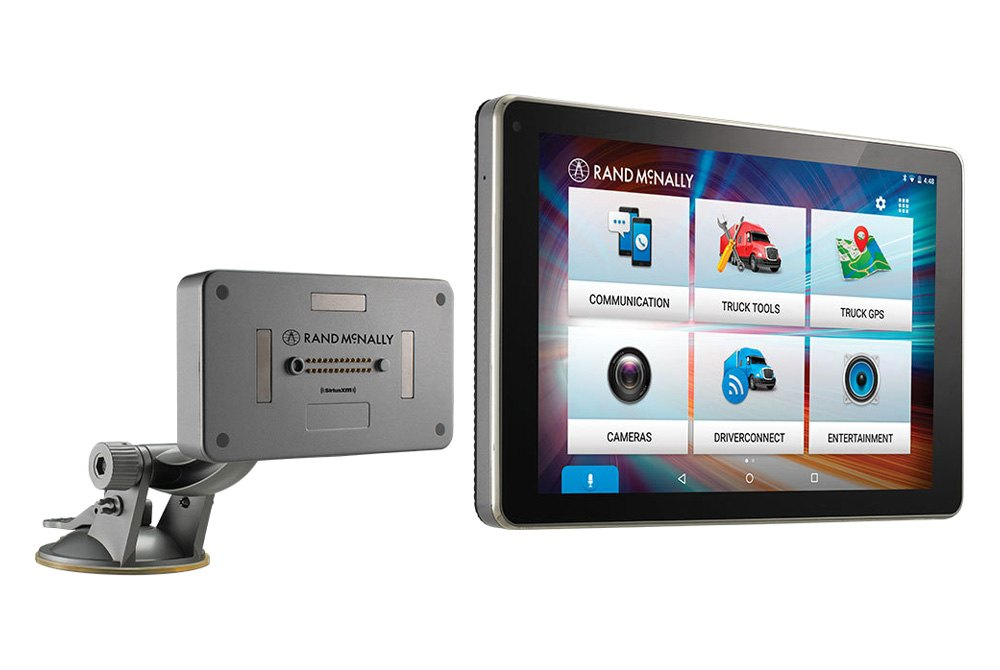 """Rand Mcnally Overdryve 7 Rv Reviews >> Rand McNally® 8PRO - OverDryve™ 8 Pro Truck Device with 8.0"""" GPS Navigator - TRUCKiD.com"""