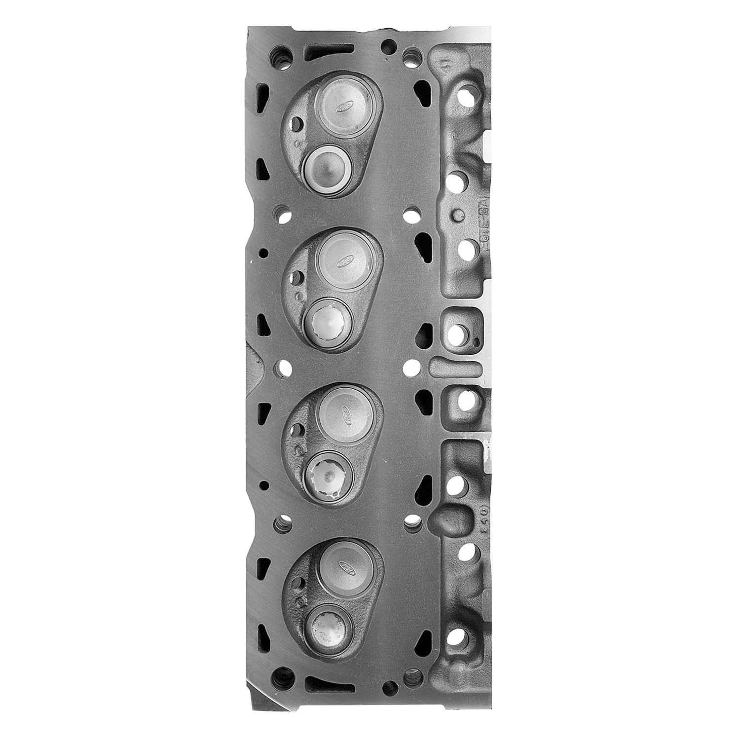 Replace® 2FC1 - Driver Side Remanufactured Cylinder Head