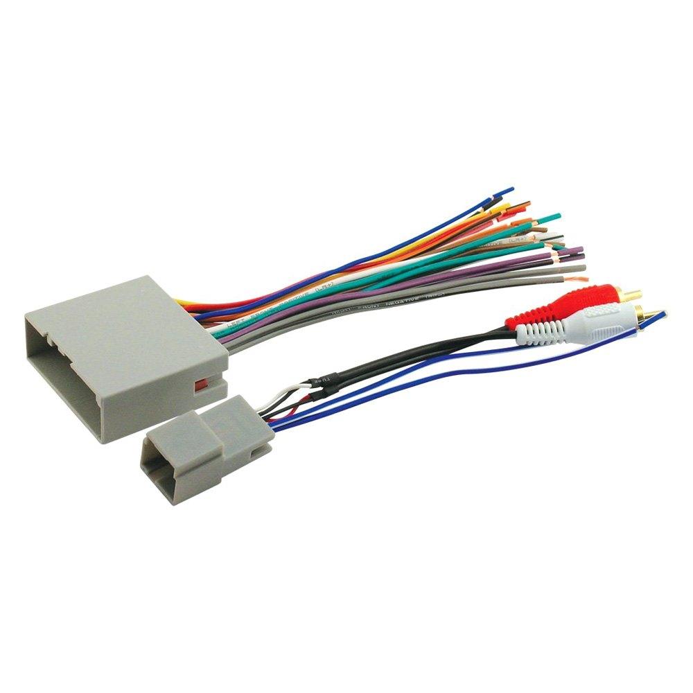 [SCHEMATICS_4FR]  Scosche® FDK11B - Aftermarket Radio Wiring Harness with OEM Plug -  TRUCKiD.com | Scosche Dodge Wiring Harness |  | Semi Truck Parts & Accessories