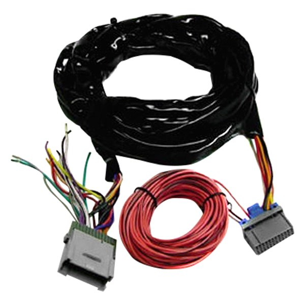 trailer ke wiring diagram furthermore b and w tow scosche® gm06b - aftermarket radio wiring harness with oem plug and amplifier bypass - truckid.com 1994 f 350 trailer ke wiring diagram #10