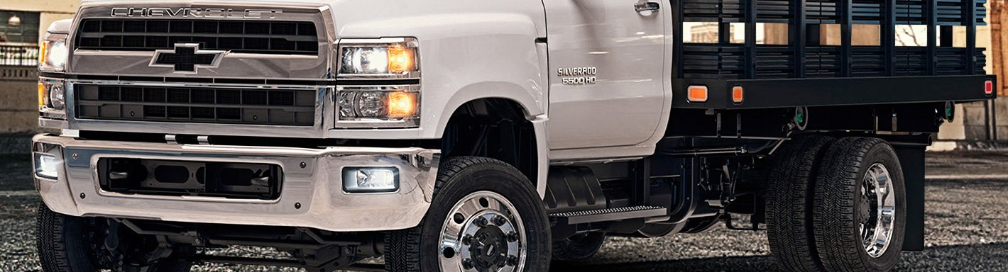 2019 Chevy Silverado 5500 HD Parts & Accessories - TRUCKiD com