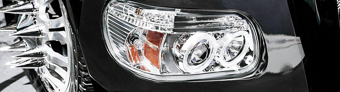 Peterbilt 377 Custom Headlights