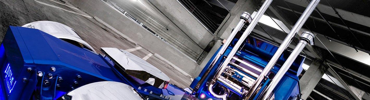 Semi Truck Exhaust Manifolds & Components - TRUCKiD com