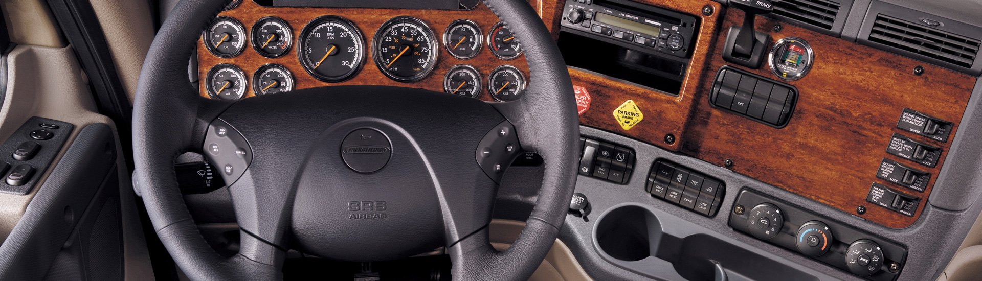 Workhorse Semi Truck Interior Accessories