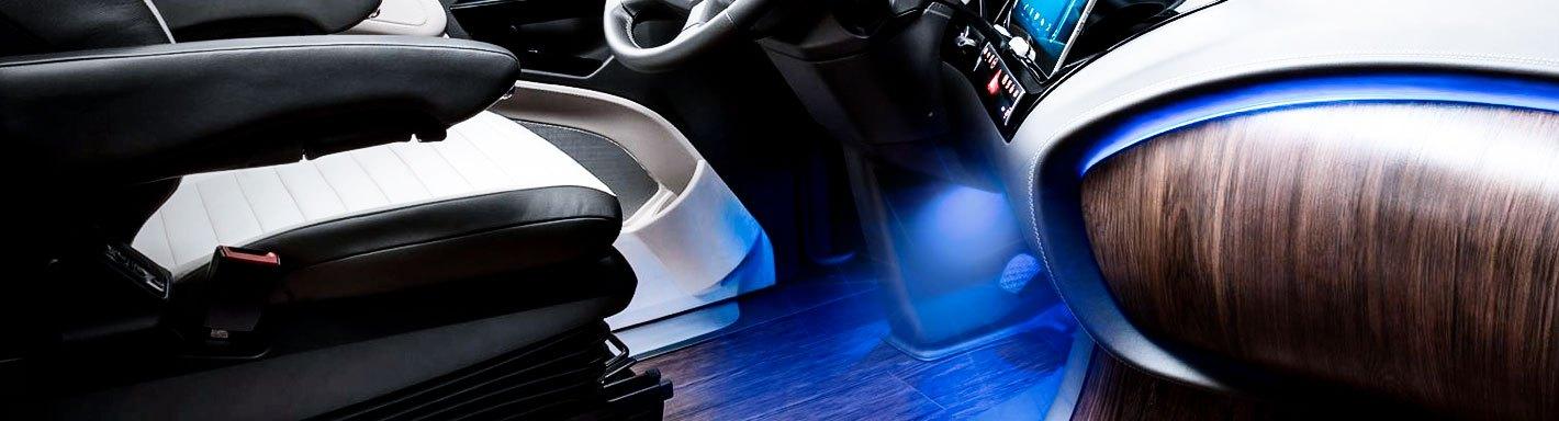 Semi Truck Interior LED Lights - TRUCKiD com