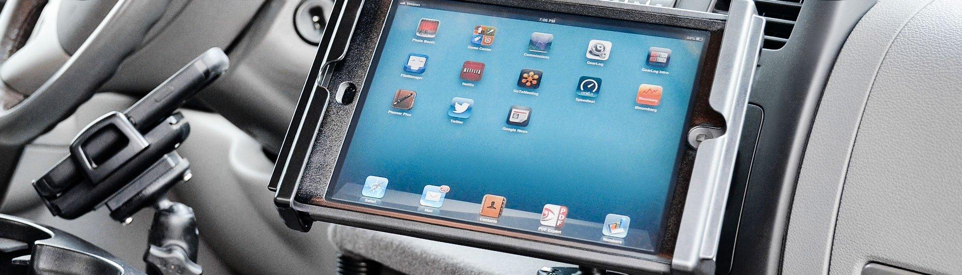 DC 3.1A Portable Mini 2-Port USB Universal Fast Car Charger For Phones laptop NJ
