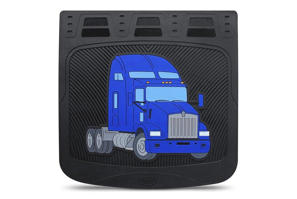 Semi Mud Flaps >> Semi Truck Mud Flaps Splash Guards Custom Molded No