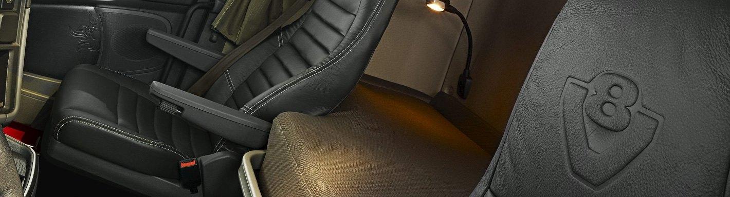 Semi Truck Seats >> Peterbilt Semi Truck Seats Truckid Com
