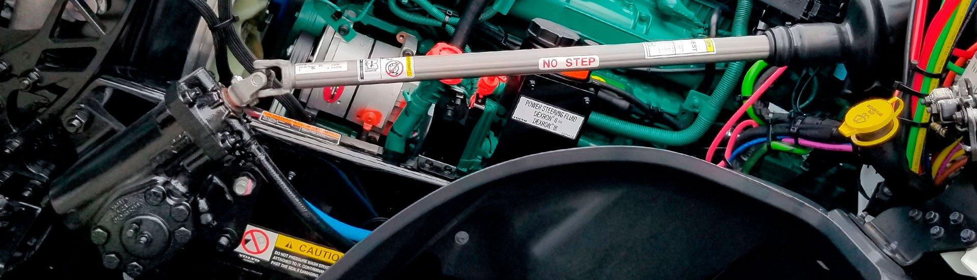Semi Truck Steering Parts | Racks, Pumps, Tie Rods, Columns