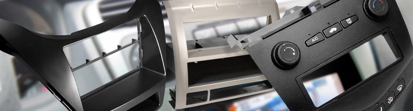 Pioneer Adtva133 Double-din Metal /& Plastic Adapter Plate Installation Kit