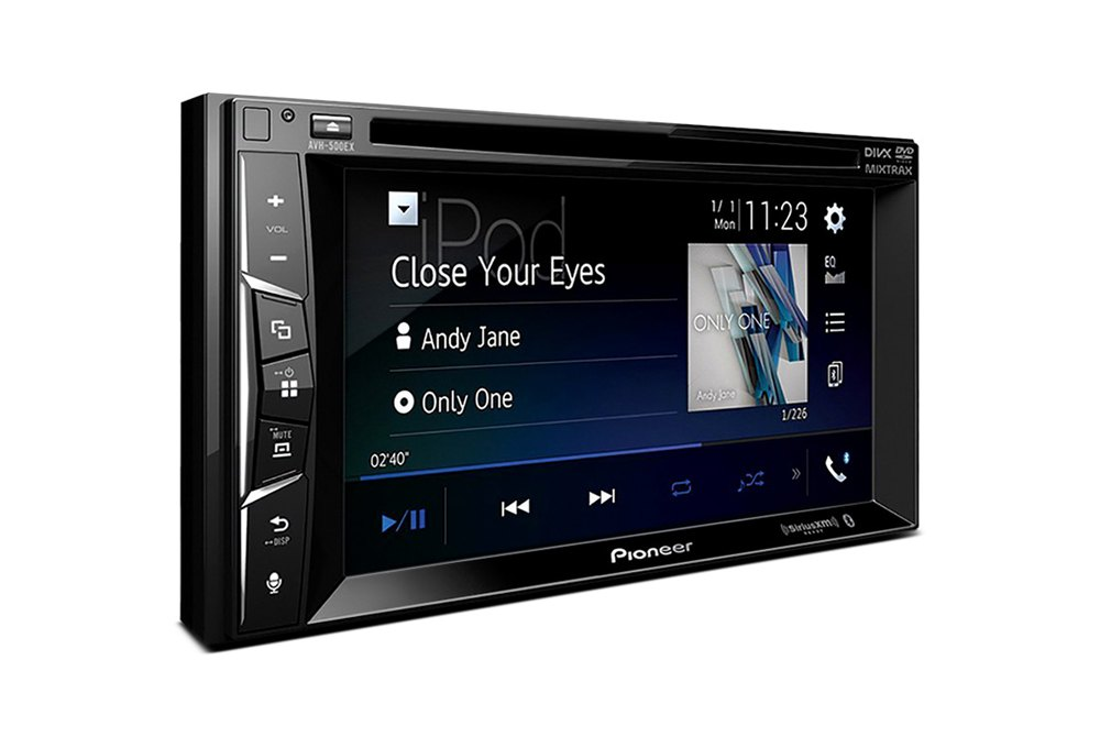 Semi Truck Stereos | CD & DVD Players, Single DIN, Double DIN