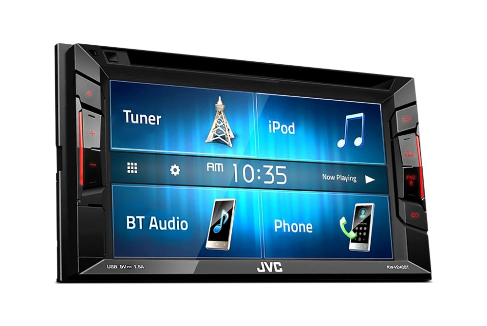 Semi Truck Stereos | CD & DVD Players, Single DIN, Double