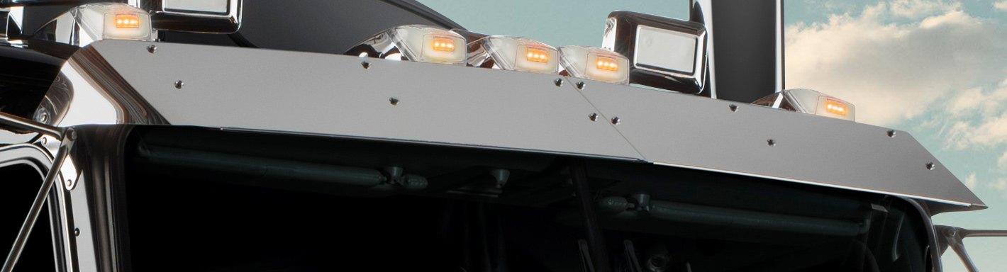 Freightliner M2 Sunroof Deflectors - TRUCKiD com