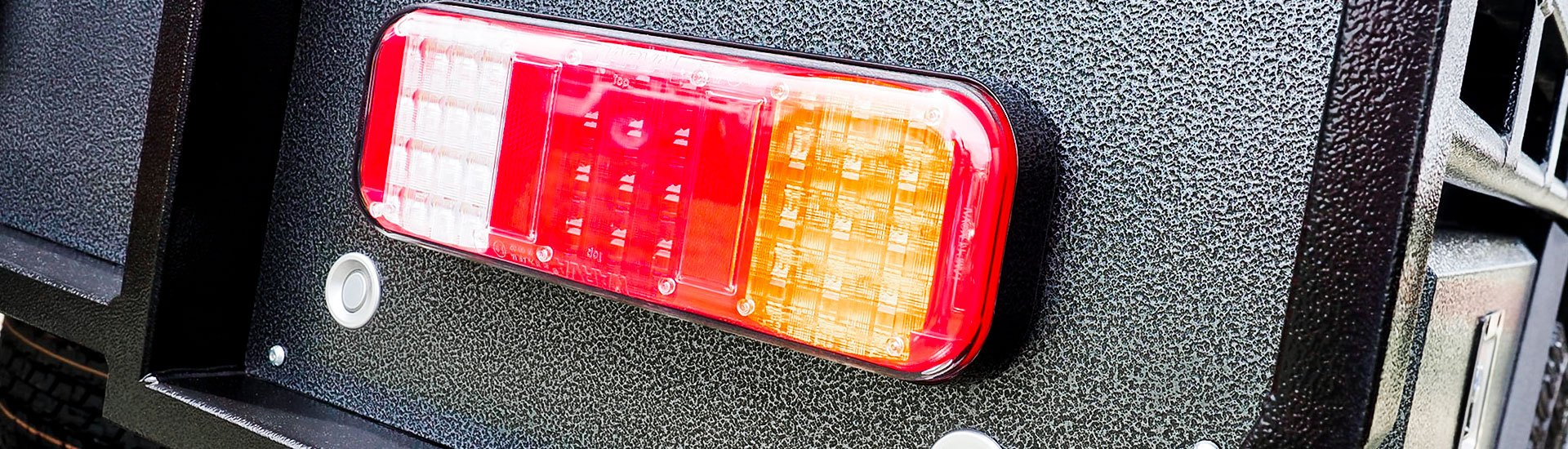 Semi Truck Tail Lights | Custom & Factory - TRUCKiD com