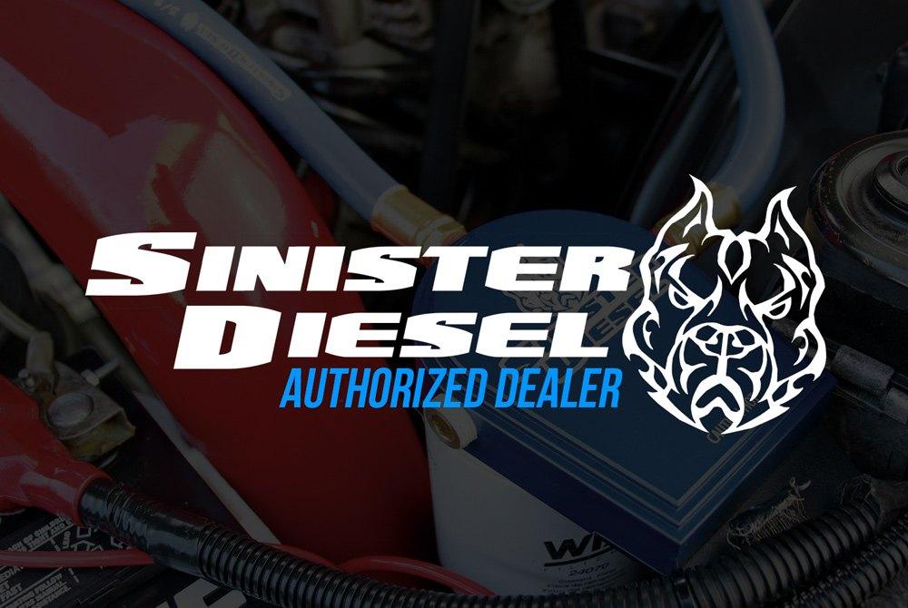 Sinister Diesel® - EGR Delete Kit