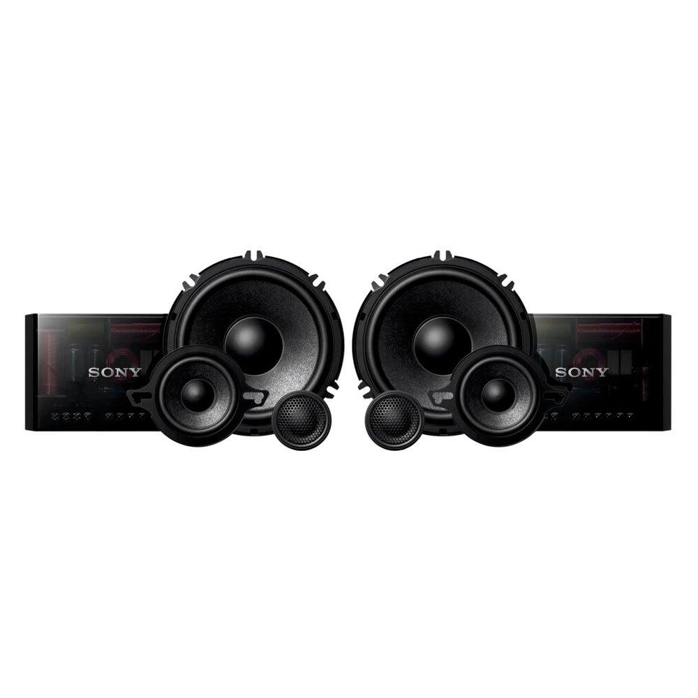 "Kicker Ks670 Car Audio Ks Series 6 3 4 Component Speakers: 6.5"" GS Series 3-Way 120W Coaxial"