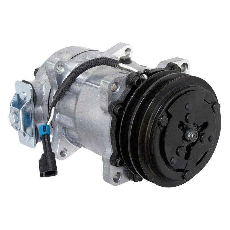 Spectra Premium® - A/C Compressor with Clutch