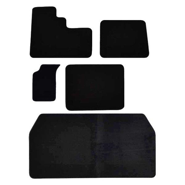 Carpet Floor Mats >> Star Mats Pb388a Black Black Custom Carpet Floor Mats