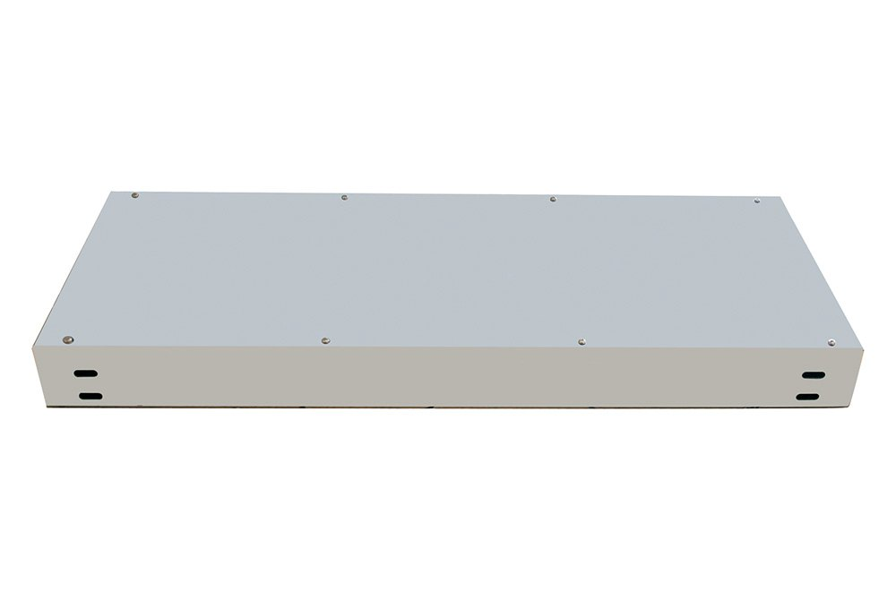 United Pacific 21608 Stainless Rear Center Panel