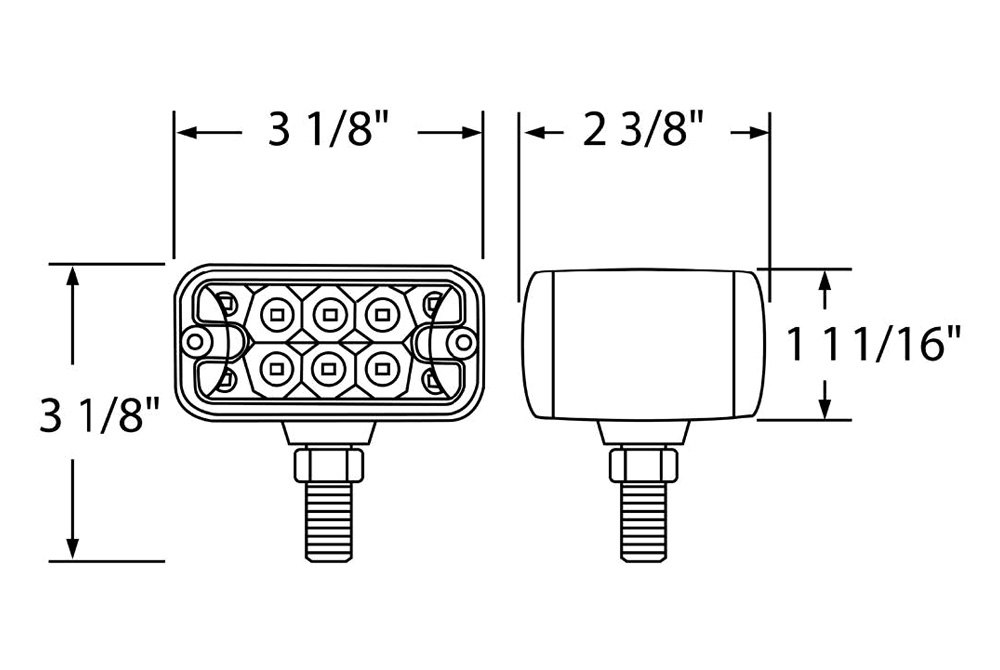 United Pacific Turn Signal Switches 5007R Wiring Diagram from www.truckid.com