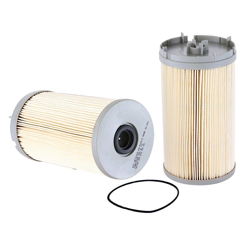 Diesel Fuel Filter >> Wix Wf10249 Pro Tec Metal Free Diesel Fuel Filter Cartridge